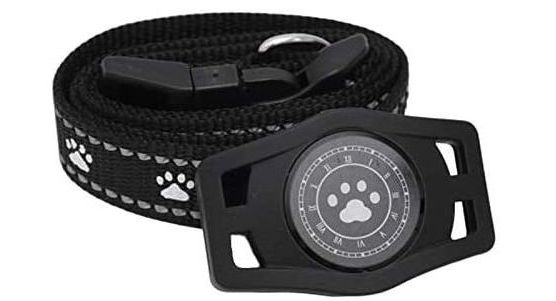 Smart GPS Cat Collar In All Black