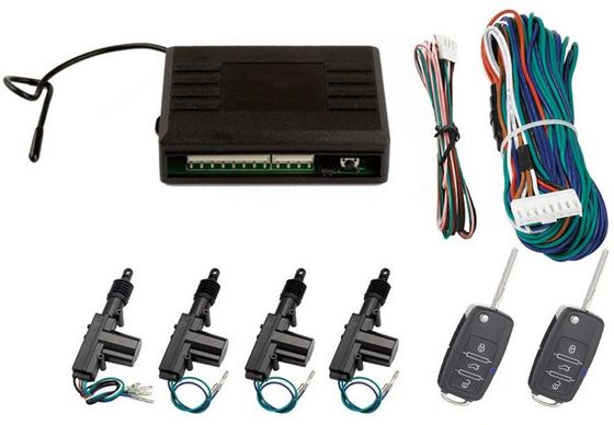 Central Locking Kit With Cables And Controllers