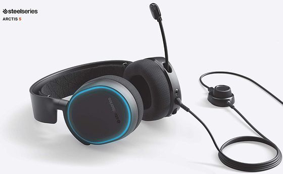PS4 Surround Sound Headset With Inline Button