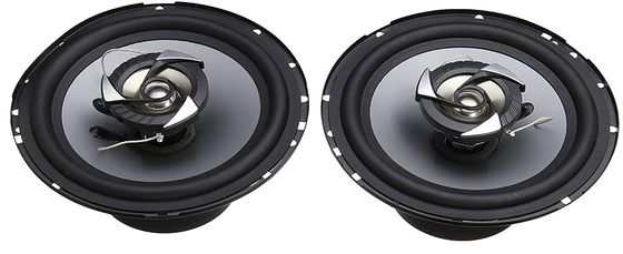 x2 Black Colour Car Stereo Speakers
