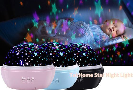 Night Sky Projectors For Kids In 3 Colours