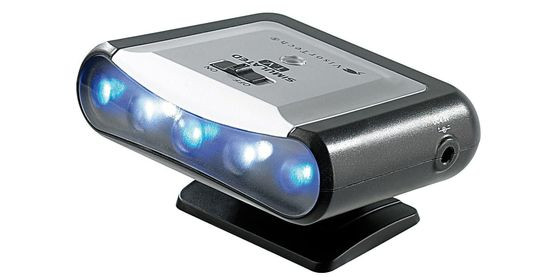 Smart TV Light Simulator With Bright LED