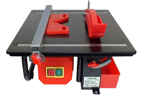 Floor Tile Cutter With Red Exterior