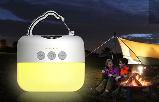 LED Tent Light With White Handle