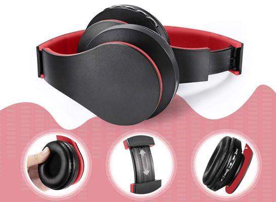 Headphones For Teens Foldable Style