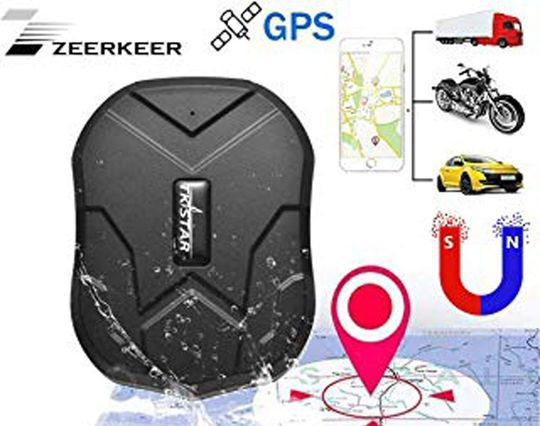 GPS Vehicle Tracking System In Black Box