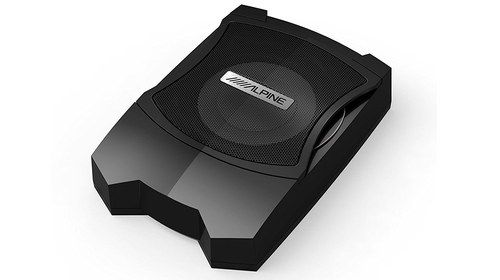 Square Shaped Underseat Active Subwoofer