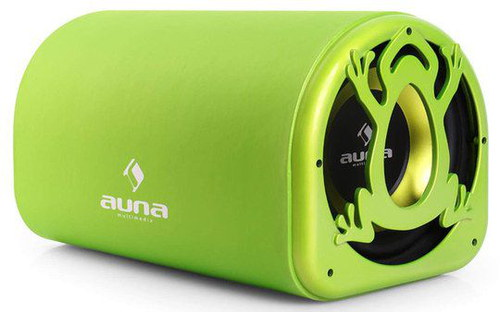Active Subwoofer In Bright Green