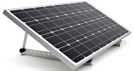Portable Solar Panel For Caravans With Cables