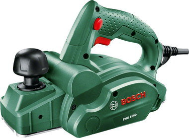 Hand Held Electric Wood Planer In All Green