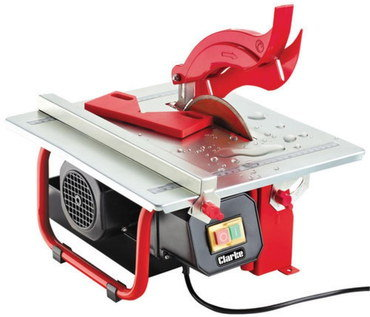 Electric Tile Saw With Steel Platform