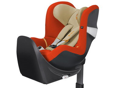 Front + Rear Facing Baby Seat