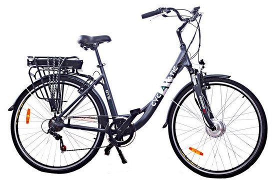 Alloy e-Bike In Black
