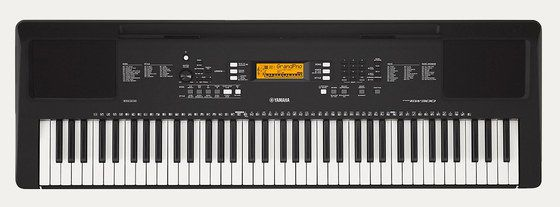 Electronic Portable Keyboard Piano