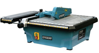 Electric Tile Cutter With Steel Work Area