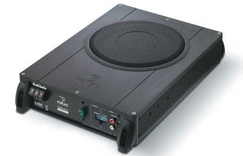 Active Subwoofer Amp With Smooth Surface
