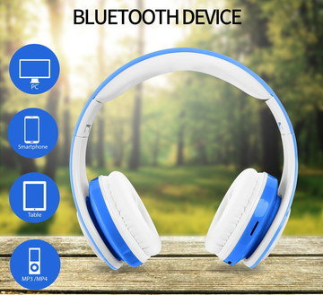 Kids wireless headphones - sound reducing headphones for kids