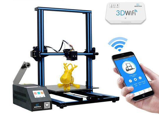 Best 3D Printer Under £500 UK Top-10 Affordable Machines
