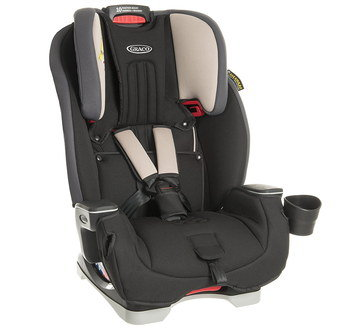 Steel Safety Rear Facing Car Seat With Straps