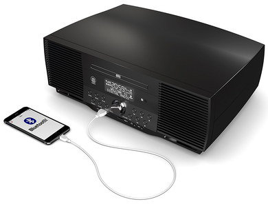 DAB Music System CD With Smartphone