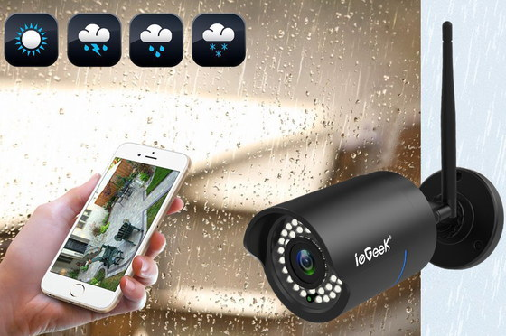 Motion Activated Cameras For Outdoor UK Home Surveillance