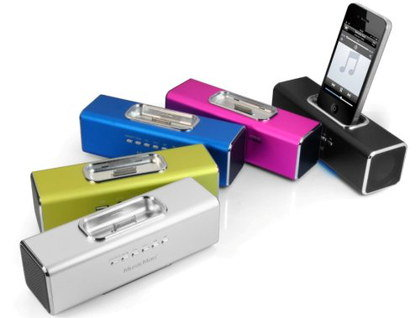 Mp3 CD Player iPod Dock In 5 Colours