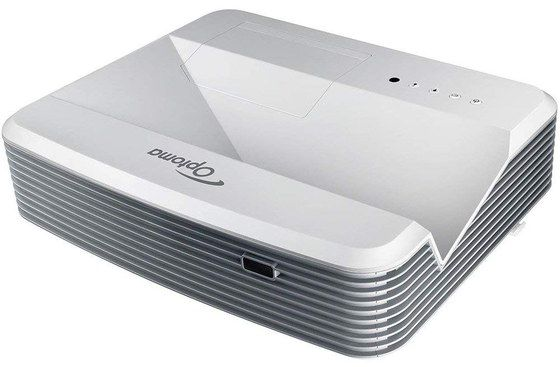 Ultra Short Throw Projector In Pure White