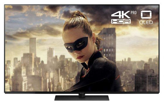 HDR OLED Smart TV With Thin Frame