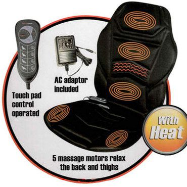 Car Seat Massage Cushion With Adapter