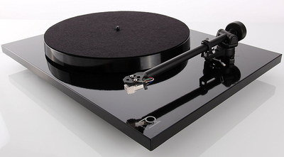 Phenolic Turntable In Polished Finish