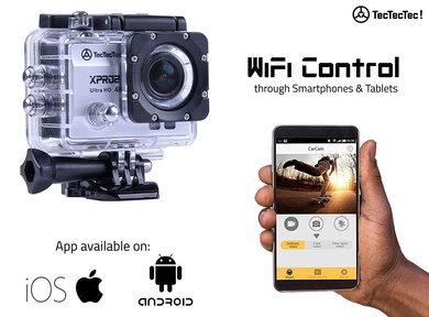 Cheap Action Camera With Mobile Phone