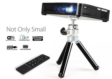 LED Mobile Powerpoint Projector On Tripod