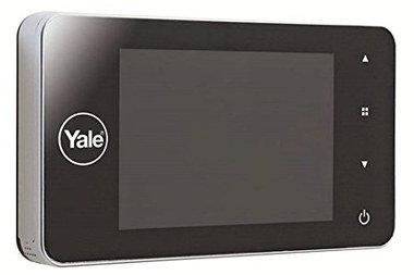 Wireless Doorbell Camera In Rectangular Shape