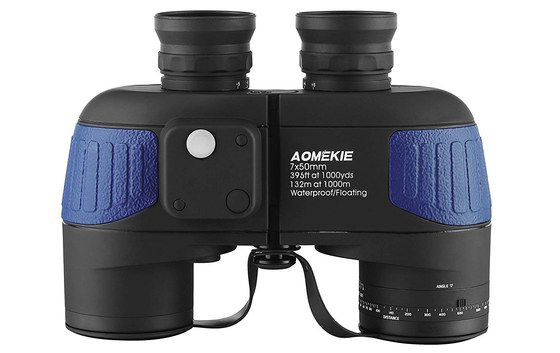 InfraRed Binoculars In Blue And Black