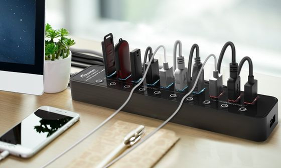 Best Multi USB Port Hubs You Can Buy In UK With 3 0 Speed
