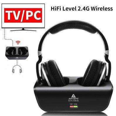 79e64fc224c Best Wireless Headphones For TV UK Listening Over-Ear Cordless