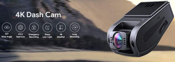 Dash Cam For Sale In Black Casing