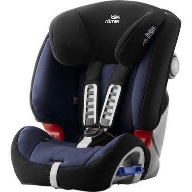 Extended Car Seat In Blue