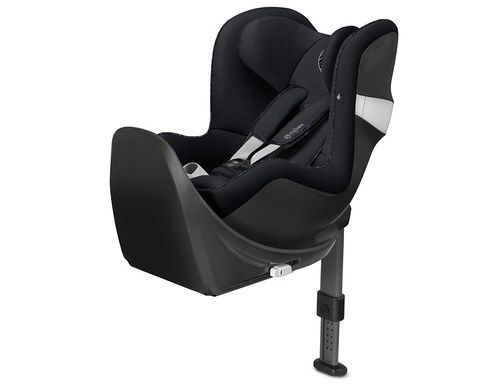 Padded Childs Rear Face Car Seat In Black