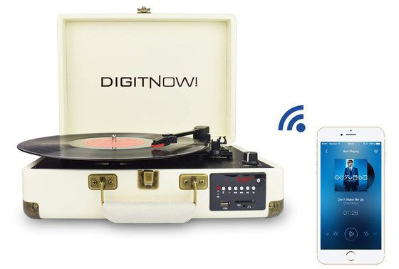 Best Vinyl Record Players In Retro Style You Can Buy In UK