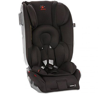 Black Rear Facing Car Seat