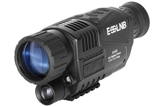 CMOS Night Vision Scope With Buttons On Top