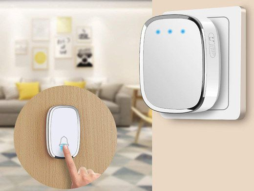 Best Plug In Wireless Doorbells With Loud Ring And Tunes