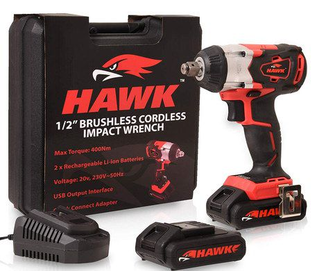 Cordless Rattle Impact Socket Wrench