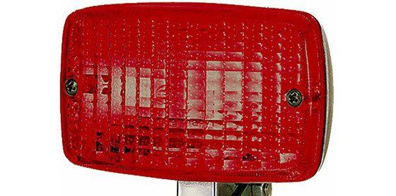 Rear Fog Light Easy Push Button Switch Truck Van