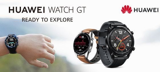 GPS Smartwatch With Big Round Display
