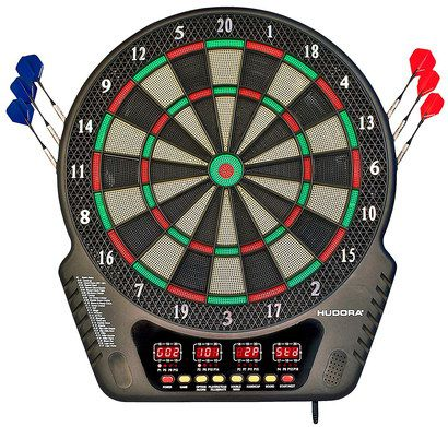 LED Screen Tound Electronic Dartboard