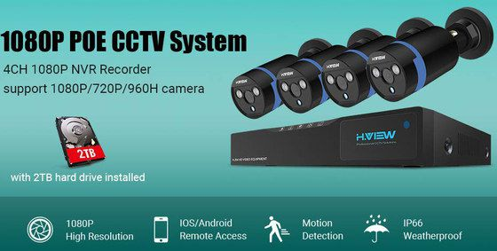 Best IP CCTV Camera Systems For HD Video Surveillance Top 10