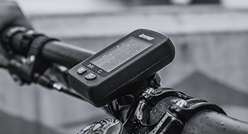 Bicycle Sat-Nav Wireless And Waterproof