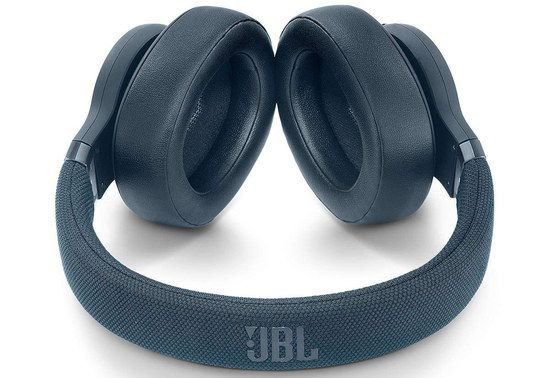 Wireless Headphones With Soft Black Cups